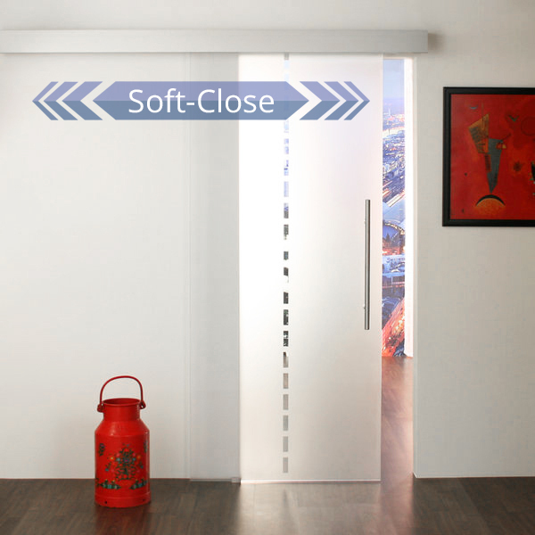 glasschiebet r set 19sa900 softstop jetzt kostenloser versand. Black Bedroom Furniture Sets. Home Design Ideas