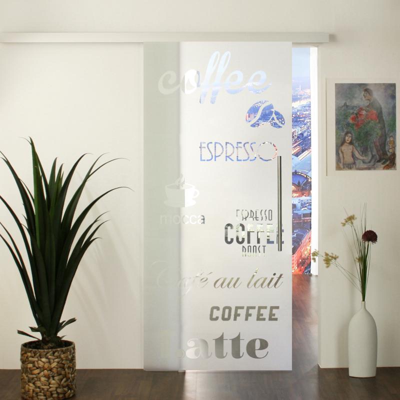 Schiebetür Glas Küche glasschiebetür - set 36sa900 für ihre küche - kostenlosem versand!