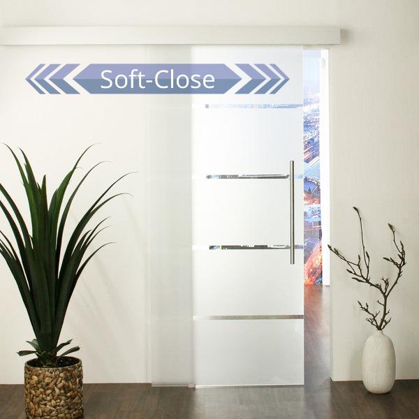 glasschiebet r set 3sa775 softstop jetzt kostenloser versand. Black Bedroom Furniture Sets. Home Design Ideas